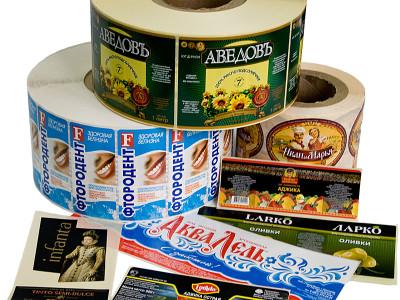 Повышение продаж на продукции и качество этикетки