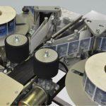 Двухпозиционная этикетировочная машина Вега-ЭТМ 1702